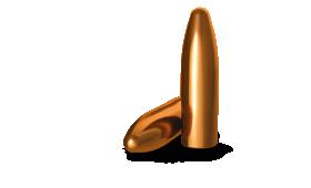 Ogives HN cal.6,5mm (.264) High Speed RN 140gr /500