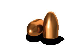 Ogives HN cal.9mm (.356) High Speed RN 125gr /500