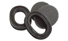 Coussinets de remplacement pour casque 3M Peltor en gel de silicone  - DAA