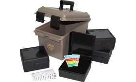 Kit complet MTM - Valise + 4 boites de 100 Cartouches CAL 308