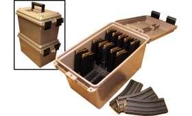 Boîte Tactique MTM 15 Chargeurs 223, 5.56
