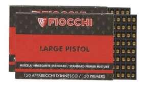 Boite de 150 amorces Large Pistol Fiocchi