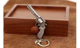 Porte Clé Revolver