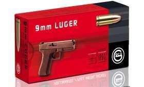 Boite de 50 cartouches Geco 9mm LUGER - 124 gr FMJ