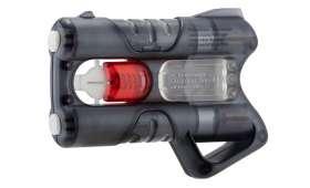 Guardian Angel III noir avec crosse pistolet