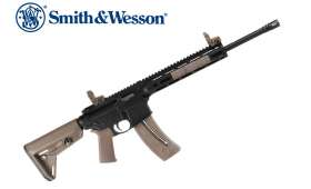 SMITH & WESSON MP15-22 SPORT MOE SL FDE 16.5