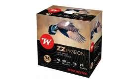 Boite de 25 cartouches ZZ Pigeon Winchester Calibre 12/70 - 36 grammes