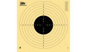 Cible de tir Pistolet 25/50 et carabine C50  -  550 x 520 mm