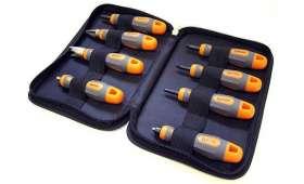 Kit LYMAN Deluxe de 8 outils de préparation d'étuis