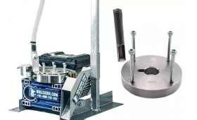 ROLLSIZER Unité Complète avec conversion en 9mm et drop Tube