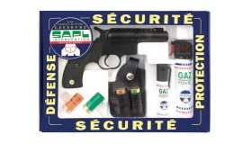 PACK SECURITE pistolet Gomm-Cogne GC27 SAPL