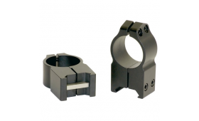 Colliers Maxima montage acier 30mm Extra Haut mat WARNE