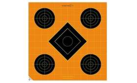 Cible 20cm Autocollante Sight-In Caldwell Orange Peel x5
