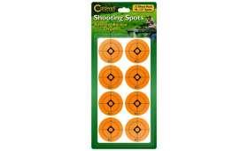 Cibles Pastilles Rondes Oranges 38 mm CALDWELL 12 Planches