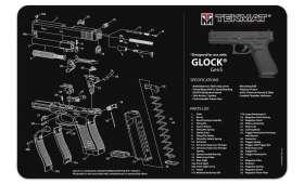 Tapis de démontage TEKMAT pour Glock GEN5 - 27.9x43 cm