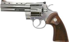 Revolver COLT PYTHON Inox 4 1/4