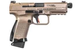 Pistolet CANIK TP-9 ELITE COMBAT FDE 9x19