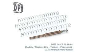 Kit DPM pour CZ 75 SP01-SHADOW - PHANTOM - TACTICAL