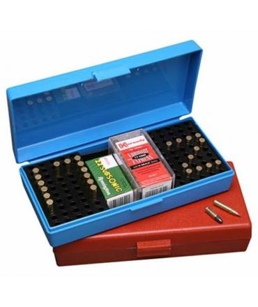 Boîte à Munitions MTM 100 + 100 cal .22 LR